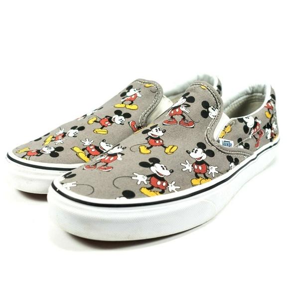 Vans Classic Slip On chaussures mickey mouse dans le shop WeAre